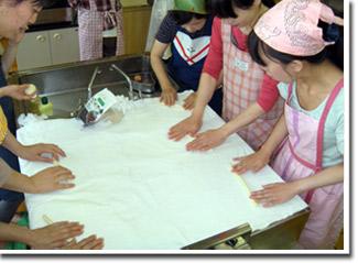 山口県山口市 講座・セミナー 季節のお菓子作り カリエンテ山口